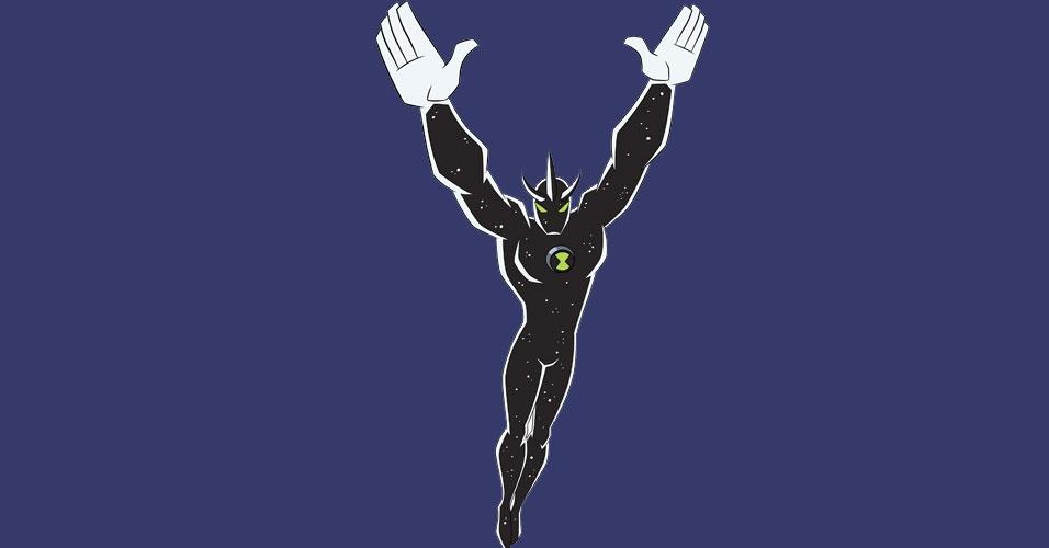 Ben 10  Supremacia Alien  Gena   A Terceira Temporada Da S  Rie