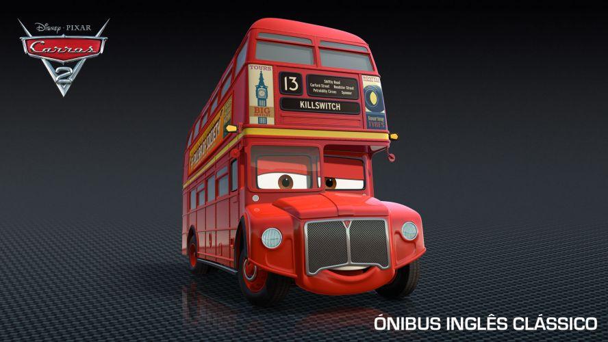 Ônibus Inglês Clássico