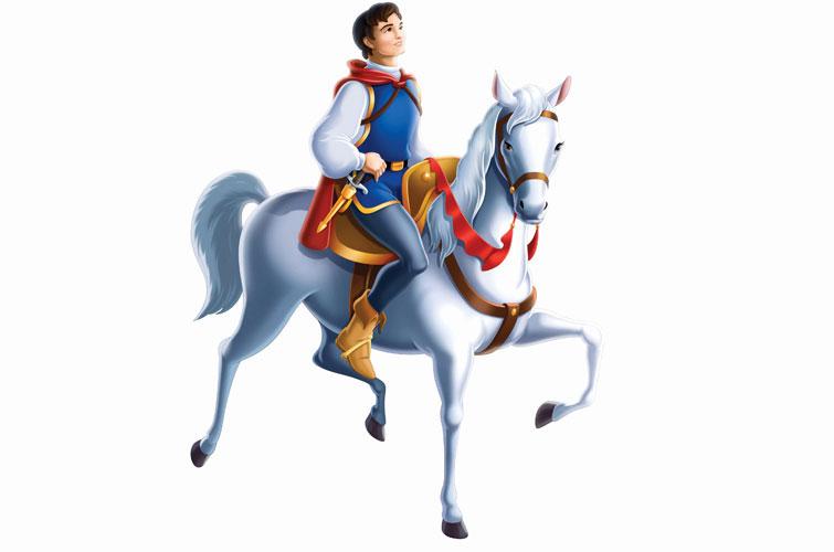 Príncipe da Branca de Neve