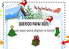 Carta para o Papai Noel 2
