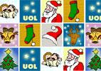 Jogo da Memória - Natal