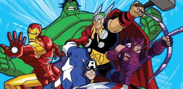 A equipe se reúne quando os poderes de um herói sozinho não são suficientes para salvar o mundo