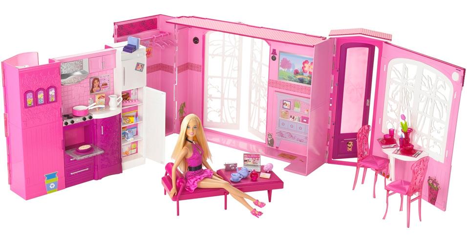 Móveis da Barbie