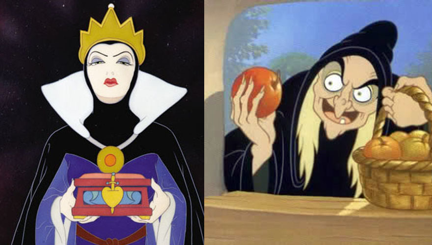Bruxa Má