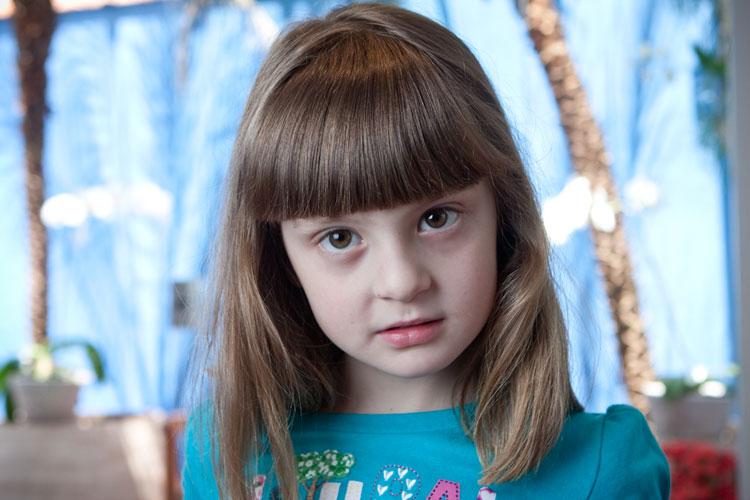 Isabela, 5 anos