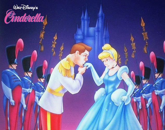 Príncipe da Cinderela