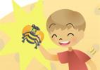 Abelha amarela