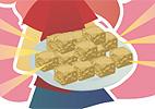 Receita de festa junina: Paçoca de bolacha