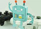 Robô de papel 3D