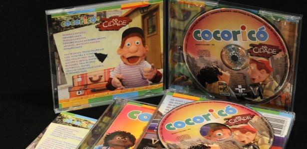 Depois de férias na cidade, turma do Cocoricó gravou CD