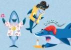 Tubarões nadam até dormindo; veja curiosidades e teste sua memória com jogo