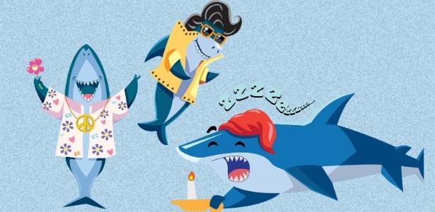 Desvende o mundo dos tubarões