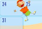 Janeiro 2011 - Calendário para as férias